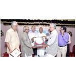 EKMKGM Paristhithi Award 22.04.2015